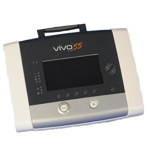 Modell VIVO 55, ein Beatmungsgerät ohne Tasche - Beatmungsgerät