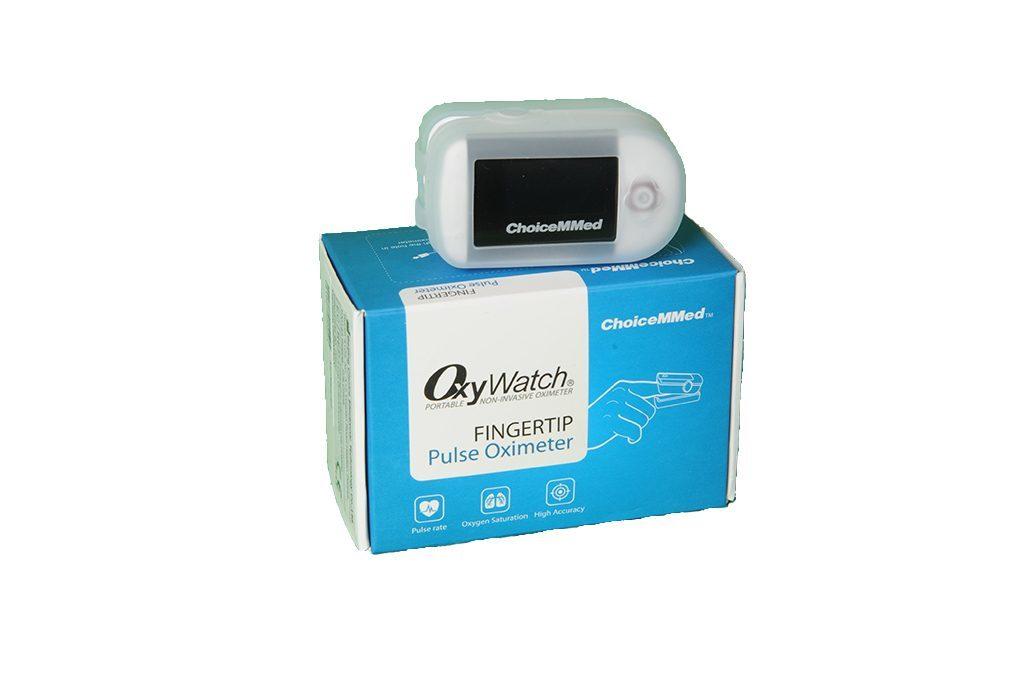 Fingerpolsoximeter MD300C22 mit Verpackung