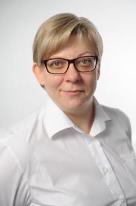 Kundenberaterin Heike Naundorf