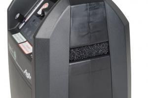 Detailbild des Grobstaubfilters am stationären Sauerstoffkonzentrator VisionAire 3