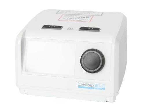 Produktbild des DeVillbiss Blue StandartPlus