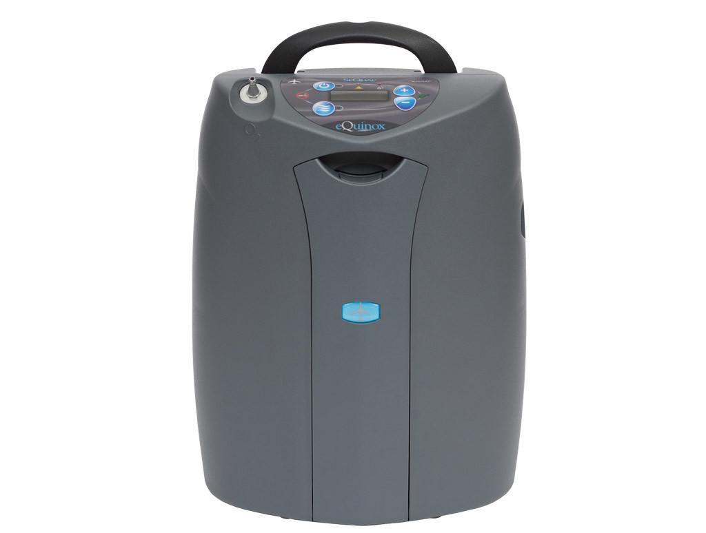 Produktbild des transportablen Sauerstoffkonzentrators Sequal eQuinox